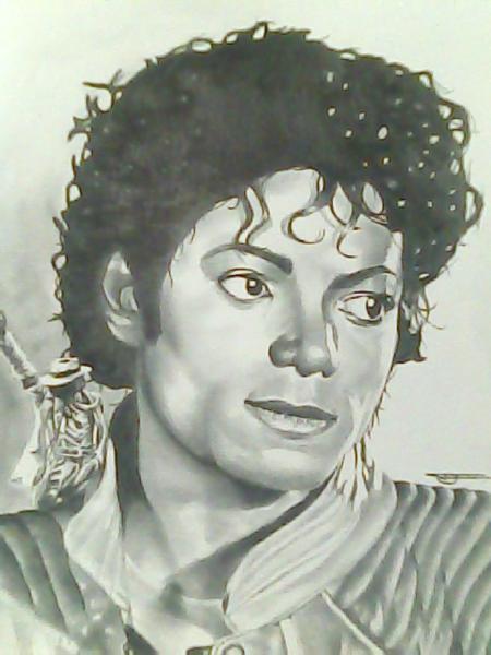 Michael Jackson by tom.J.
